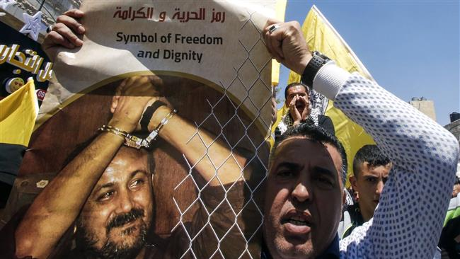 Popular jailed Palestinian leader Marwan Barghouti