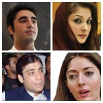 The new emerging politician of family politics, Mir Nawaz, Hamza Shahbaz, Bilawal Bhutto