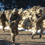 Khyber Agency security forces and militants clash