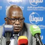 West Darfur state governor Mohamed Abdallah Al Douma