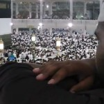 Million pilgrims Wuquf in Arafat to perform from Zuhr to sunset on 9th of Zil-Hajj