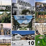 The 11 most expensive homes and their residents