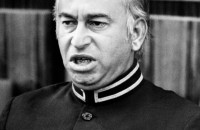 Zulfiqar Ali Bhutto remained the most popular political leader of Pakistan even after his life and death