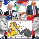 Cold War Returns:Russia, China and US