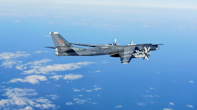 Russian Air Force in Europe, NATO incursion stirs