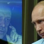 Russian President Vladimir Putin and Turkish President Recep Tayyip Erdogan between telephonic contact