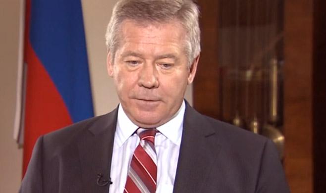 Russia's Deputy Foreign Minister Gennady Gatilov