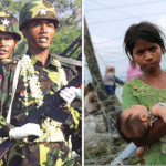 After investigating the atrocities on Rohingya Muslims the launches of a court martial for soldiers