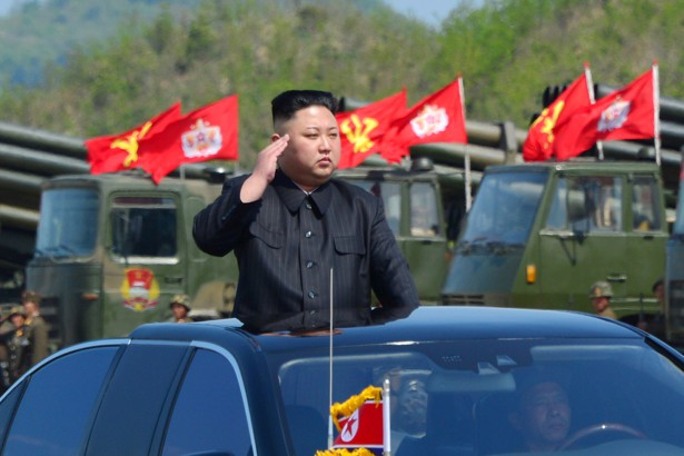 North Korea is trying to expand its ballistic missile range, according to the report