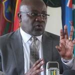 Chairman of Zimbabwe Cricket Wilson Manase