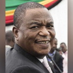 Zimbabwe Ex-Army Chief General Constantino Chiwenga
