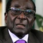 Zimbabwe's 93-year-old President Robert Mugabe