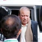 Former Prime Minister and PML-N leader Mian Nawaz Sharif