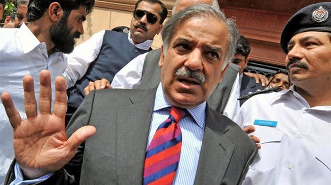 Former Chief Minister Shahbaz Sharif handed over to the NAB on a 10-day physical remand