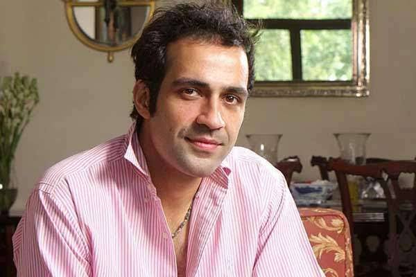Aatish Taseer, son of former Governor Punjab Salman Taseer