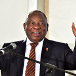 Cyril Ramaphosa became the new South Africa's new president