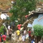Landslides in Sri Lanka to 100 dead and 300 missing
