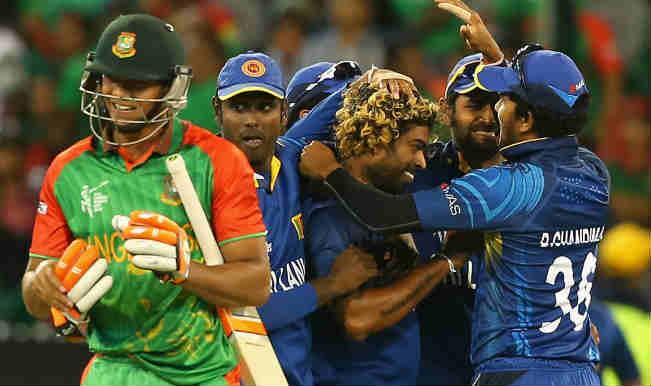 Sri Lanka beat Bangladesh by 92 runs