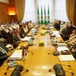 Saudi Arabia and other Arab countries foreign ministers meeting in Cairo