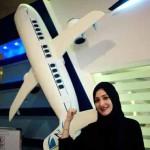 Five Saudi women pilots have released licences
