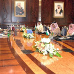 Saudi delegation meets with UAE officials