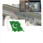 The billions of billions of dollars in Swiss banks are likely to meet Pakistan