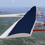 Swiss company's solar aircraft Solar Impulse 2