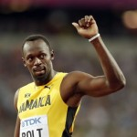 Usain Bolt set this distance in 9.95 seconds in the 100 meter race