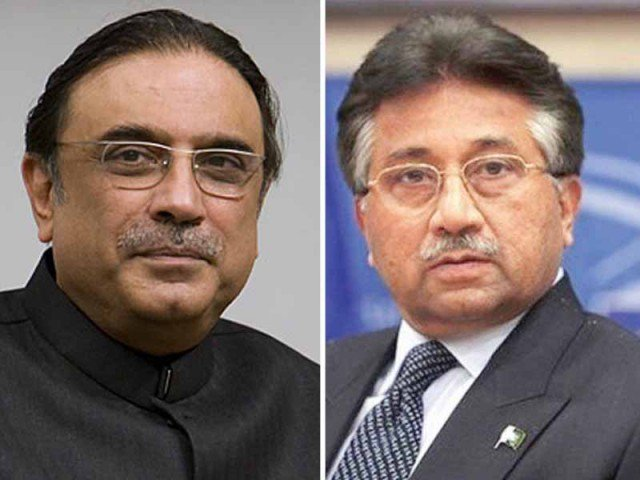 The Supreme Court also requested details of his 10-year-old property and bank accounts from former military dictator Pervez Musharraf and former Attorney General Malik Qayyum