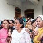 Sialkot border villages, indiscriminate shelling and sniper fire killed 8 people including two children and two women