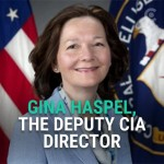 Gina Haspel first lady who appointed as Director of CIA