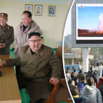 North Korea tested another ballistic missile