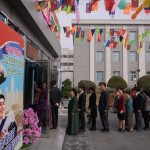 Elections for National Parliament in North Korea