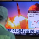 North Korea fired two ballistic missiles from the coastal Wonsan in the Japan Sea