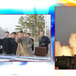North Korea last week launched a new type of short-range ballistic missile