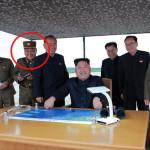 Two North Korean scientists Kim Jong Sik and Ri Pyong Chol
