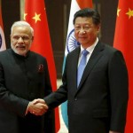 "Xi Jinping and Narendra Modi also held talks on one-on-one and delegation level create new trade ""mechanism"""