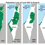 Zionist government has occupied 85% of Palestinian territory since 1948, unlawfully and unjustly.