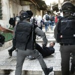 Israeli government allowed the police to fire on Palestinians