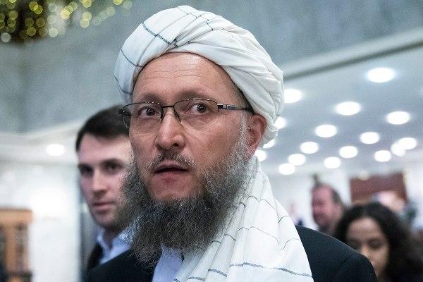 Taliban official Abdul Salam Hanafi
