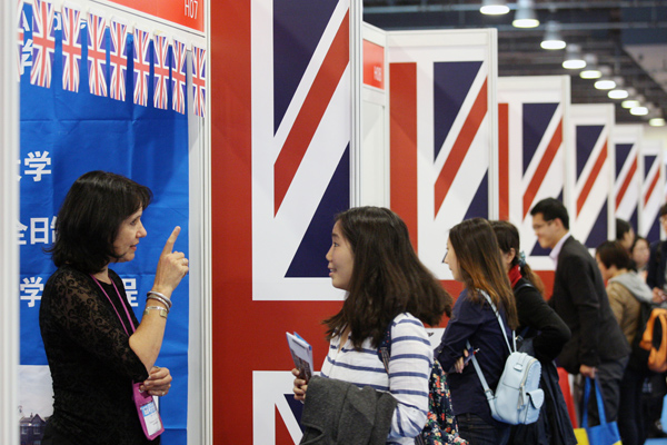 Students will be able to convert visas into a work visas as soon as possible