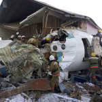 Bek Air crashed near Almaty Airport in Kazakhstan this morning