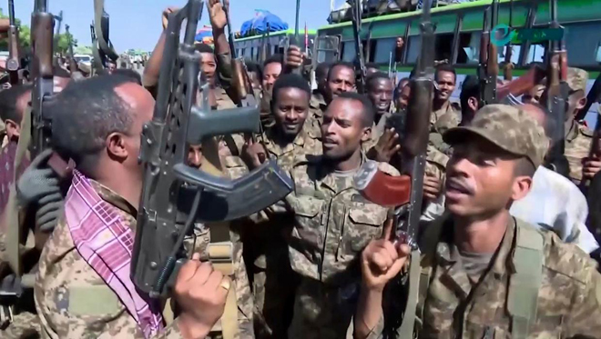 WHO chief accused of providing arms and financial support to Tigray rebels