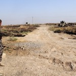 Iraqi military operation against daas Town Amerli rescue