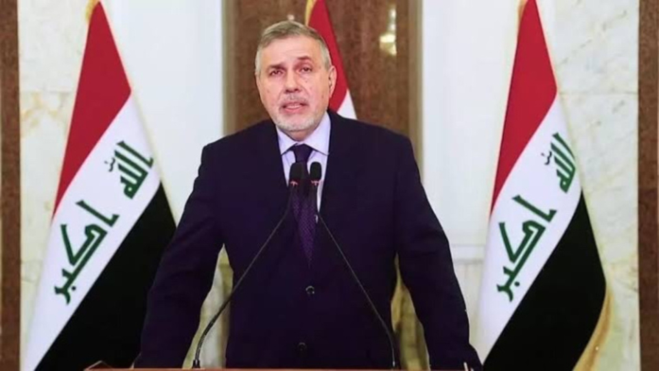 Iraqi Prime Minister-designate Muhammad Tawfiq Allawi