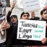 The Arab Spring began in 2011 with violent protests against the dictatorship in Tunisia