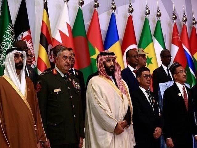 Arabs NATO included Bahrain, Kuwait, Oman, Saudi Arabia, UAE, Yemen and Egypt troops