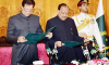 Imran Khan took oath as a Prime Minister