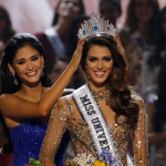 Miss France Iris Mittenaere wins Miss Universe crown