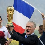 French Football Coach Didier Deschamps